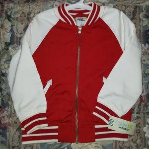 OshKosh B'gosh Varsity Jacket
